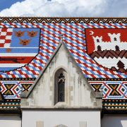 Zagreb church-