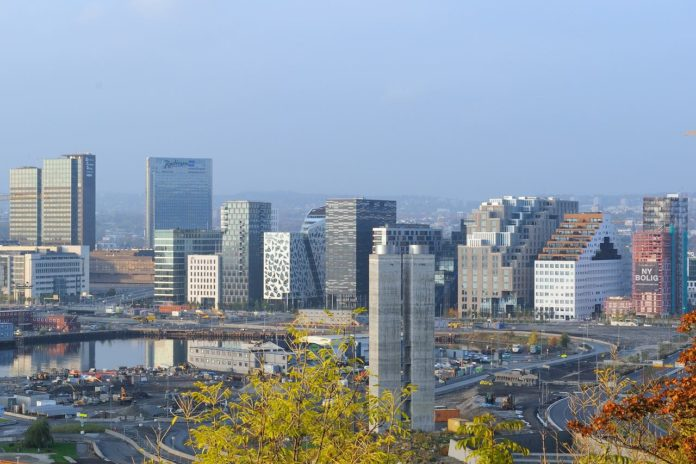 Downtown_Oslo_Norway