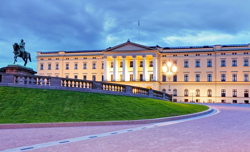 Oslo-Royal Palace