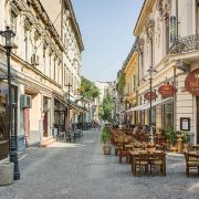Lipscani Old Town