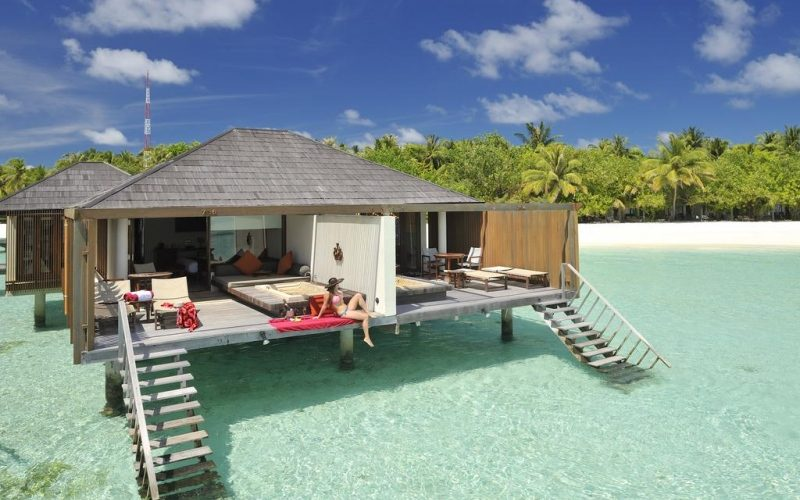 Paradise Island resort Maldives 2